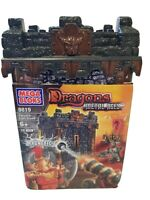 2005 Mega Bloks Dragons Metal Ages Ferroch Last Stand New/Factory Sealed! RARE