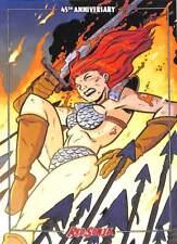 Red Sonja 45th Anniversary Dynamite   Base Card #17