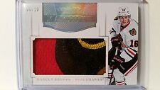 2011-12 Panini Dominion Marcus Kruger RC Mammoth 4 Color Patch 6/10