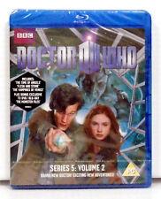 Doctor Who The New Series: 5 Volume 2 REGION 2 DVD Matt Smith Karen Gillan PAL