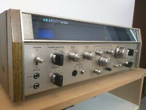 """vintage akai receiver as-960 """" RARE MODEL"""""""