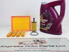 Peugeot 206 1998-2010 Petrol Service kit 5w30 Engine Oil OEM QUALITY FILTERS