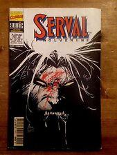 Reliure Serval Wolverine 12 (Contient les n° 34/35/36)