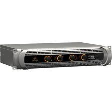 Behringer iNUKE NU4-6000 4-Channel Power Amplifier Class-D Amp 6000W NU6000