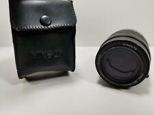 Minolta Maxxum AF Zoom 80-200mm 1:4.5 (22) - 5.6 Lens w/case
