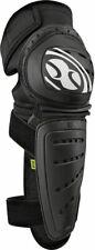 iXS Mallet Knee/Shin Guard Black LG