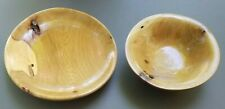 Hand Turned Wood Bowl Platter salad bowl