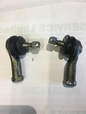 MORGAN PLUS 4  &  4/4  1966  ONWARDS TRACK ROD ENDS - PAIR (SEE NOTES) (AB546)