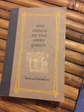 The House of the Seven Gables Nathaniel Hawthorne Pocket Library PB 1955