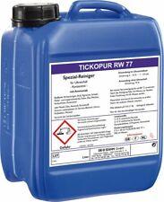 TICKOPUR RW77 - 5L ultrasoon vloeistof | Voor klokken, horloges en meer!