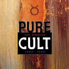 THE CULT Pure Cult Singles 1984-1995 2 x Vinyl LP NEW & SEALED