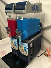 Slush machine and extras! commercial CAB faby 2