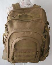 Sandpiper of California (S.O.C.) Chaki Tactical Backpack Hiking Bag Large Rare