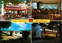 Wyk (Föhr) Café - Konditorei Steigleder Sandwall 4 Echtfoto-Ansichten 1970