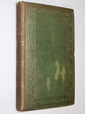 The PRINCESS ; A Medley - Alfred Tennyson (Moxon 1847 1st Edition) VG orig cloth