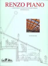 BUCHANAN, Renzo Piano. L'opera completa del Renzo Piano Building Workshop. II