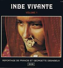 LP INDIA L'INDE VIVANTE VOLUME 1