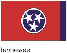 Tennessee State Flag 3' by 5' with grommets TG 19543