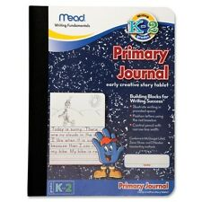 Primary Journal K-2nd Grade early creative tablet Mead K-2 MEA09956 CASE OF 12