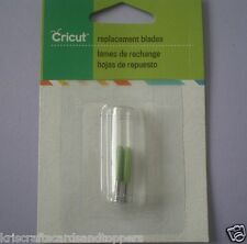 """CRICUT Replacement BLADES (2 per pack)..""""NEW Style PACKAGING"""""""