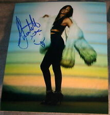 """SHONTELLE SIGNED AUTOGRAPH SEXY """"IMPOSSIBLE"""" BABE PHOTO"""