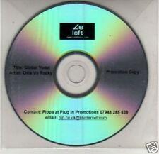 (K505) Ollie vs Rocky, Global Yodal - DJ CD