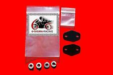 93-09 Honda XR650L Exhaust Emissions Plate AIS Smog PAIR Block Off Kit