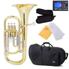 Cecilio 3Series BR-380 Intermediate Bb Baritone Horn