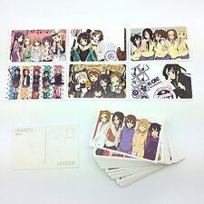 K-On! Cosplay Post Cards Postcard 48pcs/Box