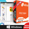 Nitro Pro 13 PDF Reader & Editor Full version🔐Lifetime Activated✔️Fast Delivery