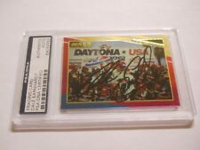 DALE EARNHARDT SR SIGNED MAXX 94 PREMIUM PLUS ON CARD AUTO PSA/DNA DAYTONA