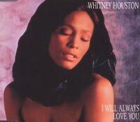 Whitney Houston I will always love you (1992) [Maxi-CD]