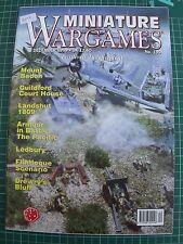 Miniature Wargames Magazine issue 199