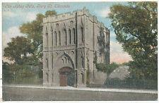 The Abbey Gate, Bury St. Edmunds, 1904 postcard