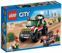Lego 60115 City All-Wheel-Drive Offroader - New/Boxed