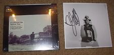 CITY & COLOUR hand signed cd card IF I SHOULD GO BEFORE YOU autographed and