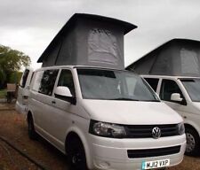 4 Sleeping Capacity Campervans 2012