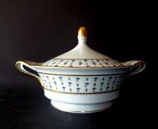 Porzellan Terrine Limoge Raynaud & Co. France porcelain