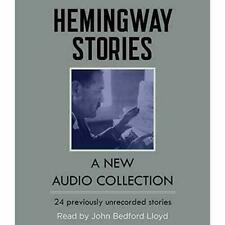 Hemingway Stories: A New Audio Collection - Audio CD