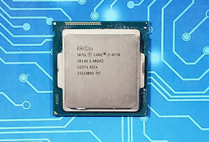 Intel Core i7-4770 3.4GHz Quad-Core SR149 CPU Processor #8