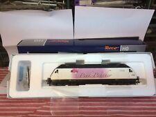 """ROCO 73274 - E/Lok  465 017 """"Pink Panther"""" della BLS AG. Epoca VI digital"""