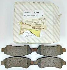 NEW GENUINE FIAT DUCATO REAR BRAKE PADS SET - 71770028