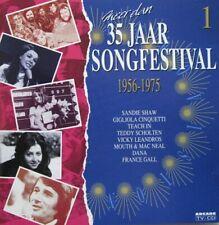 MEER DAN 35 JAAR SONGFESTIVAL - 1956-1975 - VOLUME 1 - CD
