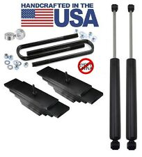 "99-05 FORD F250 Superduty 3""+ Front Leveling lift kit 4x4 w/Shocks"