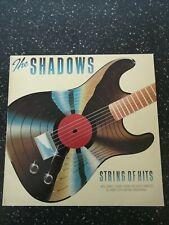THE SHADOWS - STRING OF HITS  VINYL LP