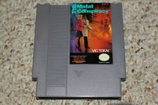 Mafat Conspiracy (Nintendo Entertainment System NES) Cart Only