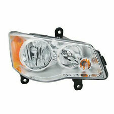 Passenger Side Right RH Headlamp Assembly fits 2008 2016 Chrysler Town & Country