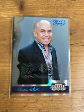 2012 PANINI AMERICANA MARTIN KLEBBA (PIRATES OF THE CARIBBEAN) AUTOGRAPH /1250