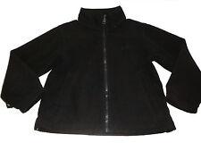 Mc Kinley tolle Fleece Jacke Gr. 116 schwarz !!
