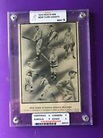 1910 Spalding Sports Christy Mathewson HOF Giants Graded Mint Condition (Rare)